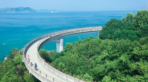 The best bike routes in the world